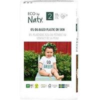 Naty Size 2, 33 Eco Nappies, 3-6kg