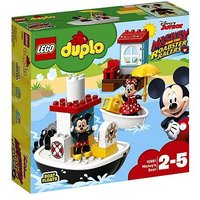 Image of LEGO DUPLO Mickey's Boat