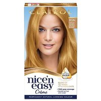 Nice n Easy hair dye medium golden neutral blonde 8gn 177ml