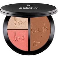 IT Cosmetics Your Most Beautiful You Blusher Bronzer and Highlighter
