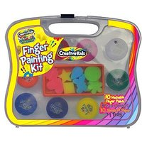 Creative Kids Finger Painting Kit