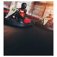 50 Lap Karting For Two- Gift Experience Voucher
