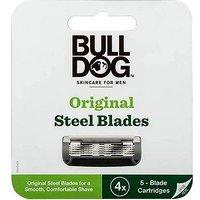 Bulldog Original Blades 4pk