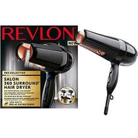 Revlon 360 Surround Hairdryer - Exclusive To Boots