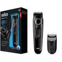 Braun Beard Trimmer Bt3022 - Cordless Hair/beard Trimmer For Men