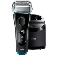 Braun Series 5 5190cc Electric Foil Shaver/razor With Clean & Charge System, Wet And Dry