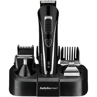 Babyliss For Men Carbon Steel Face And Body Multi Groomer