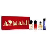 Armani Miniature Womens Christmas Gift Set