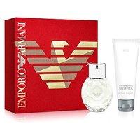 Emporio Armani Diamonds Eau de Parfum 30ml Christmas Gift Set for her