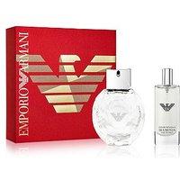 Emporio Armani Diamonds Eau de Parfum 50ml Christmas Gift Set for her