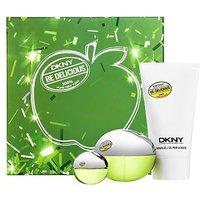 Dkny Be Delicious Eau De Parfum 50ml Gift Set For Her