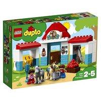 Image of LEGO DUPLO Farm Pony Stable