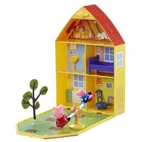 Peppa Pig Home And Garden Playhouse Playset