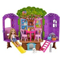 Image of Barbie Club Chelsea Treehouse