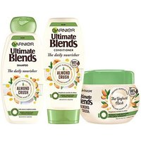 Garnier Ultimate Blends Almond Milk & Agave Sap Normal Hair Regime