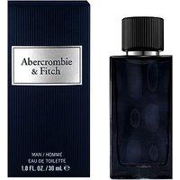 Abercrombie & Fitch First Instinct Blue for Him Eau de Toilette 30ml
