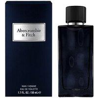 Abercrombie & Fitch First Instinct Blue for Him Eau de Toilette 50ml