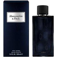 Abercrombie & Fitch First Instinct Blue for Him Eau de Toilette 100ml