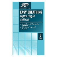 Boots Easy Breathing Vapour Plug-in Refill Pack