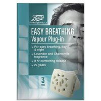Boots Easy Breathing Vapour Plug-in