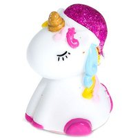 MAD Beauty Unicorn Santa Lip Balm