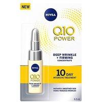 NIVEA Q10 Power Deep Anti Wrinkle Concentrate Treatment 6 5ml