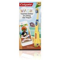 Colgate Magik Brushing Kit With Soft Manual Toothbrush 6+
