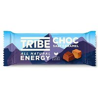 Tribe Natural Oat Bar - Choc Salt Caramel 50g