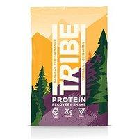 Tribe Natural Performance Protein Recovery Shake Vanilla   Cinnamon   35g