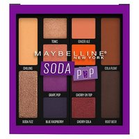 Limited Edition & Exclusive Maybelline Soda Pop Eyeshadow Palette