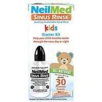 Neilmed Sinus Rinse Kids Starter Kit   30 Premixed Packets