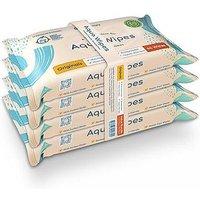 Aqua Wipes, 4 x 64 pack = 256 wipes