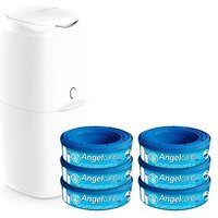 Angelcare Nappy Disposal System Value Pack