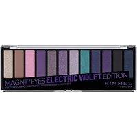 Rimmel Magnifeyes Eyeshadow Palette Electric Violet Edition