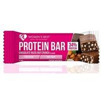 Women's Best Protein Bar Chocolate Hazelnut Crunch flavour 44g