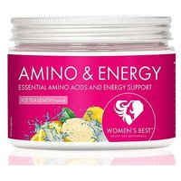 Women s Best Essential Amino and Energy support Ice Tea Lemon flavour 270g