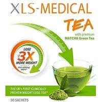 XLS Medical Tea with Premium Matcha Green Tea 30 x sachets