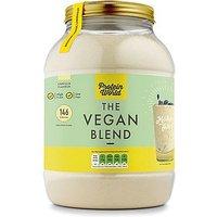 Protein World The Vegan Blend Vanilla 600g