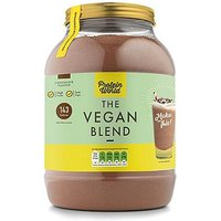 Protein World The Vegan Blend Chocolate 600g