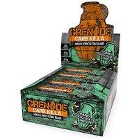Grenade Carb Killa High Protein Bar Dark Chocolate Mint 12 x 60g bars