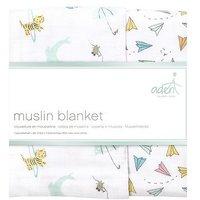 aden by aden + anais Muslin Blanket - Carnival