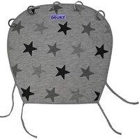 Dooky Shade Grey Stars - Sunshade