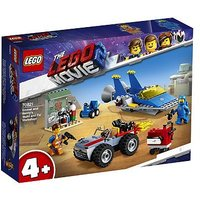 Image of LEGO Movie 2 Emmet and Benny's Build and Fix' Workshop 70821