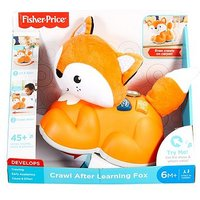 Fisher Price Crawl After Learning Fox