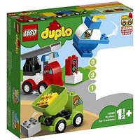 Image of LEGO DUPLO My First Car Creations 10886