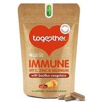 Together Immune Complex Food Supplement 30 vegcaps