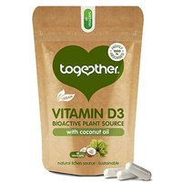 Together Vegan Vitamin D3 30 vegecaps