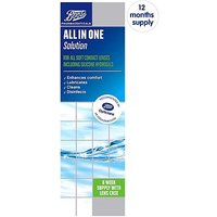 Boots All In One Solution - 12 Month Supply