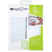 Chicco Next2Me Crib Sheets Stars 2psc
