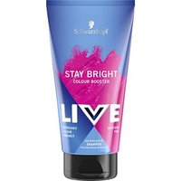 Schwarzkopf LIVE Stay Bright Pink Colour Booster Shampoo 150ml